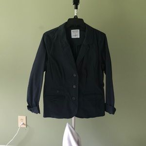 Cotton blazer/jacket